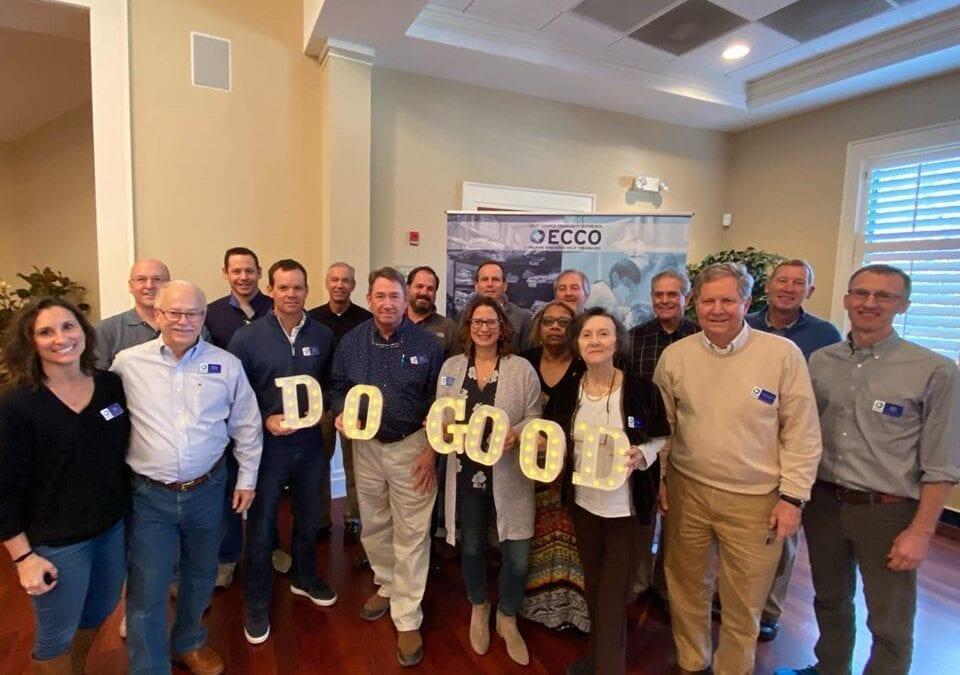 ECCO welcomes new board