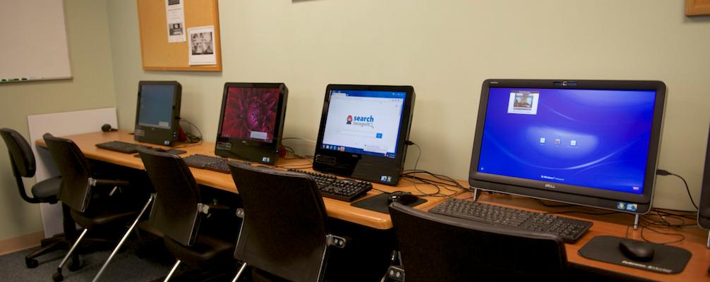ECCO Computer Lab