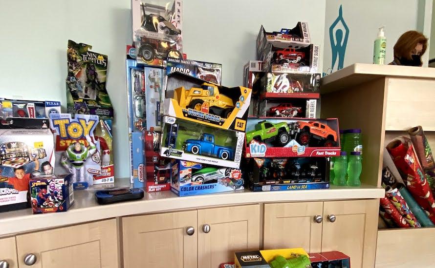 ECCO Toy Drive